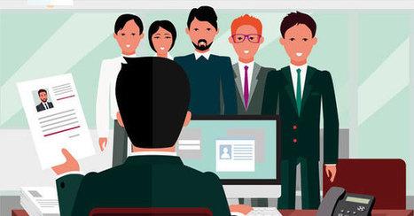 Pourquoi l'entretien d'embauche ne sert à rien - Mode(s) d'emploi | Accompagner la démarche portfolio | Scoop.it