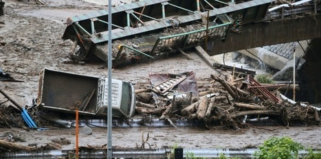 JAPON. Le typhon Neoguri à l'origine d'inondations meurtrières | Sustain Our Earth | Scoop.it