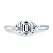 Diamond Engagement Ring | Ajaffe's Diamond Rings | Scoop.it