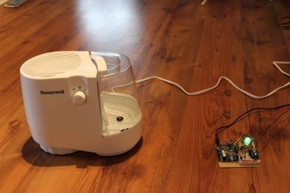 Automate a basic humidifier with an Arduino, relay and simple sensors | Arduino, Netduino, Rasperry Pi! | Scoop.it