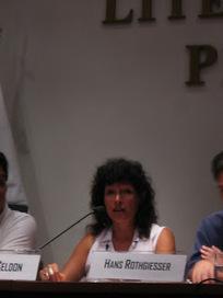 Aurora Seldon: Un ángulo distinto de la ficción: Exposición sobre Hellson, Casa de la Literatura Peruana | Ciencia ficción, fantasía y terror... en Hispanoamérica | Scoop.it
