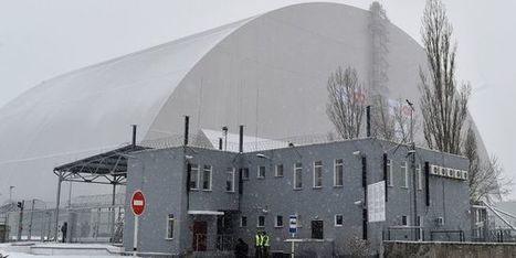 Un sarcophage géant coiffe désormais la centrale nucléaire de Tchernobyl - le Monde | Actualités écologie | Scoop.it