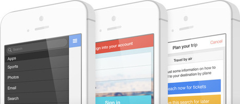 Drifty, Makers Of The Ionic Mobile Framework, Raise $1 Million | Flash Design News | Scoop.it