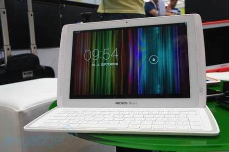 Archos 101 XS 2, ChefPad and ChildPad tablets hands-on (video) | Daily Magazine | Scoop.it