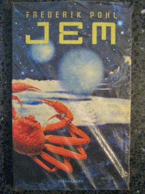 Leituras do Fiacha - O Corvo Negro: Jem - A Construção de uma Utopia de Frederik Pohl | Ficção científica literária | Scoop.it