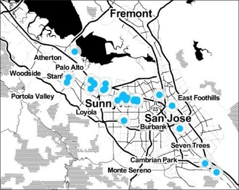 The Center Of Silicon Valley Hides A Toxic Legacy -SVW | Venture Capital Stories | Scoop.it