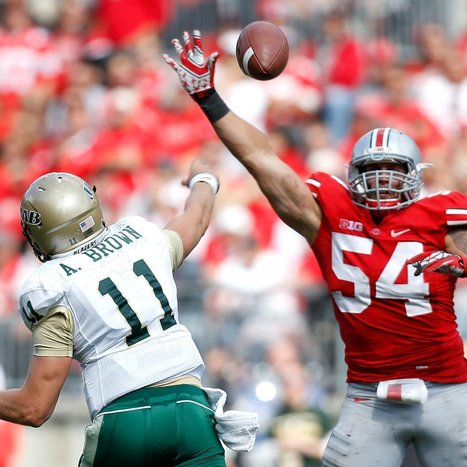 Buckeyes Most Responsible for Replacing John Simon | Ohio State football | Scoop.it