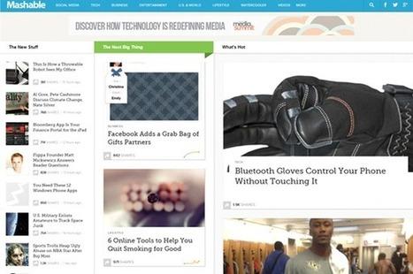 Mashable - Agence Expo Web | Agence Expo Web | Scoop.it