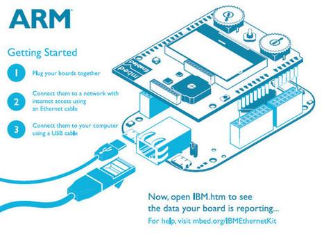 ARM et IBM proposent un kit pour prototyper des objets connectés | Actualité de l'E-COMMERCE et du M-COMMERCE | Scoop.it