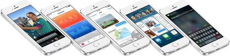Apple iOS 8: tutte le novità del sistema operativo per iPhone e iPad | Web Marketing | Scoop.it