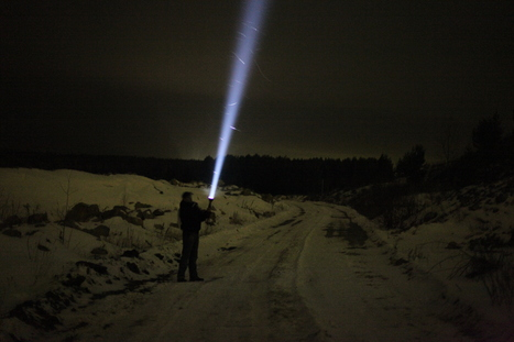 Flashlights - LED LENSER® X21.2 | #Technology | Scoop.it