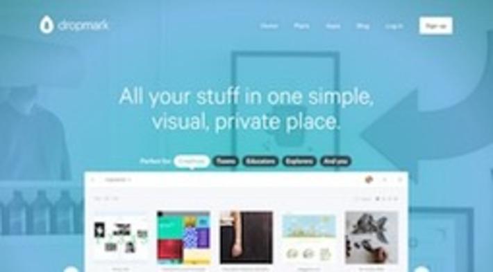 Dropmark, le Pinterest du designer   TIC et TICE mais... en français   Scoop.it