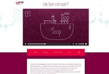 Un nouvel outil pour tout savoir sur les Scop ! | Ma veille sur les sujets qui me passionnent | Scoop.it
