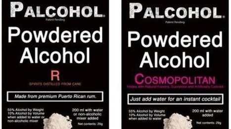 Powedered alcohol likely to be banned before reaching Qld shores | Alcohol & other drug issues in the media | Scoop.it