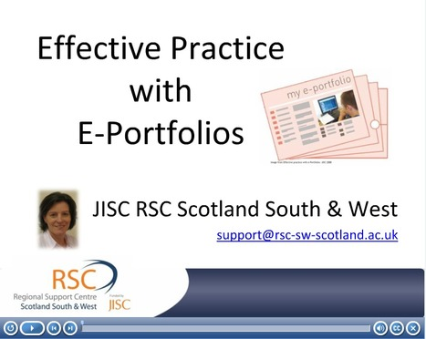 Effective Practice with e-Portflolios | E-Portfolio | Scoop.it