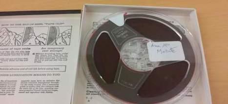 La Biblioteca Valenciana inicia el proceso de digitalización del patrimonio audiovisual y sonoro - 20minutos.es | INFORMACIÓN-DOCUMENTACIÓN unileon | Scoop.it