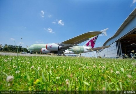 Qatar A380 emerges, and will inevitably fly here - Crikey (blog) | sydney airport | Scoop.it