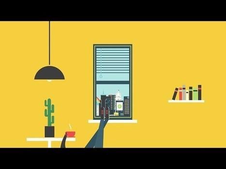 La dernière idée de la smart city: faire que votre fenêtre vous rapporte de l'argent | New technologies and public participation | Nouvelles technologies et participation publiques | Scoop.it