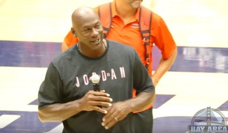 Michael Jordan: 'I always wanted to be the weatherman' | FreeTVJobs.com News | Scoop.it