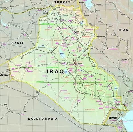 Ancient City Uncovered in Iraq - Nature World News | Ancient Origins of Science | Scoop.it