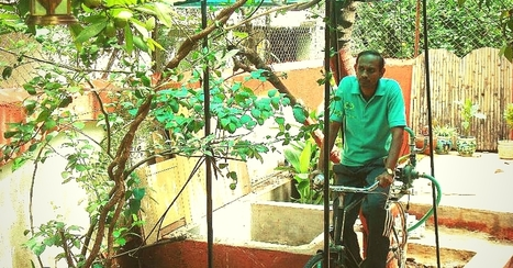 This Pune Family Shows the World How to Exercise and Save Water at the Same Time! | Farming, Forests, Water, Fishing and Environment | Scoop.it