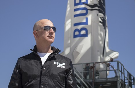 After delay, Jeff Bezos' Blue Origin gets set for spaceship test flight on Father's Day | The NewSpace Daily | Scoop.it