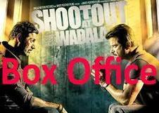 Shootout At Wadala Nett Collection in box office report | Super Bolly | www.SuperBolly.com | Scoop.it