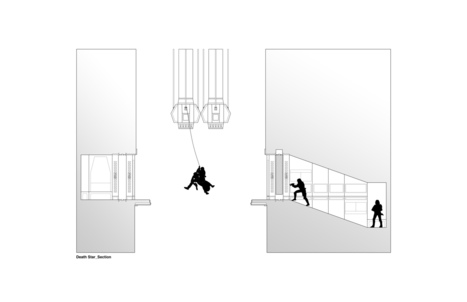 [INTERIORS: Star Wars] : analyzes and diagrams films in terms of SPACE. | The Architecture of the City | Scoop.it