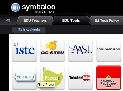 Symbaloo | Tech Tools for Elementary Teachers | Scoop.it