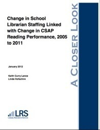 School Library Impact Studies | Keith Curry Lance | LibraryHints2012 | Scoop.it