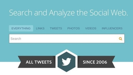 Topsy Becomes Definitive Twitter Search Engine | Digi Social Glocal | Scoop.it