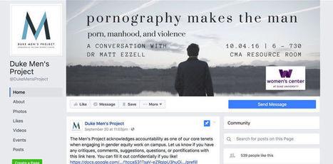 L'université américaine Duke ouvre un cours pour les hommes féministes | Curiosités planétaires | Scoop.it