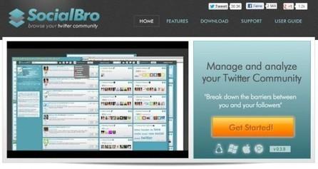 Un outil complet pour analyser sa communauté Twitter, Social Bro   Les Infos de Ballajack   Management et promotion   Scoop.it