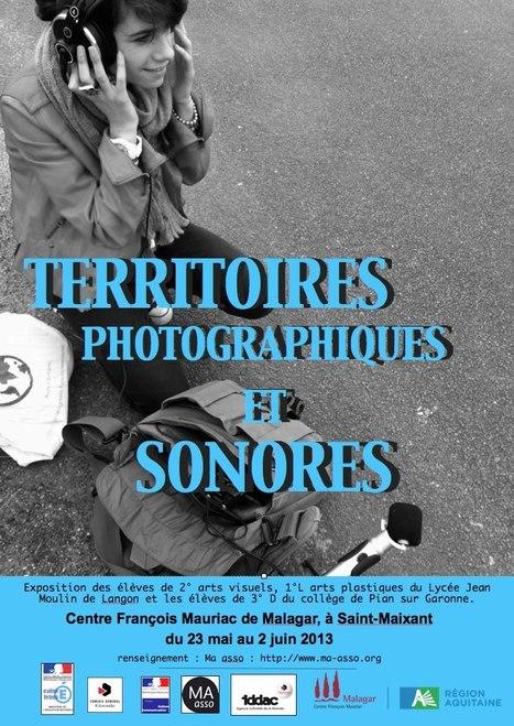TERRITOIRES PHOTOGRAPHIQUES ET SONORES   DESARTSONNANTS - CRÉATION SONORE ET ENVIRONNEMENT - ENVIRONMENTAL SOUND ART - PAYSAGES ET ECOLOGIE SONORE   Scoop.it