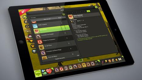#LineUpAnkama : Dofus Tablet, Abraca se dévoile avec d'autres | Krozmotion | Scoop.it