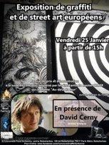 Remise de prix au lauréat du concours européen de graffiti et de street art en Sorbonne | Facebook | Muséologie et communication interculturelle | Scoop.it