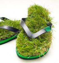 Grass Flip Flops | BASIC VOWELS | Scoop.it