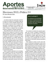 Elecciones 2012 y Política 2.0 | Ciberpolitica | Scoop.it