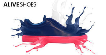 ALIVESHOES   Design and sell your own shoes   Le Marche & Fashion   Scoop.it