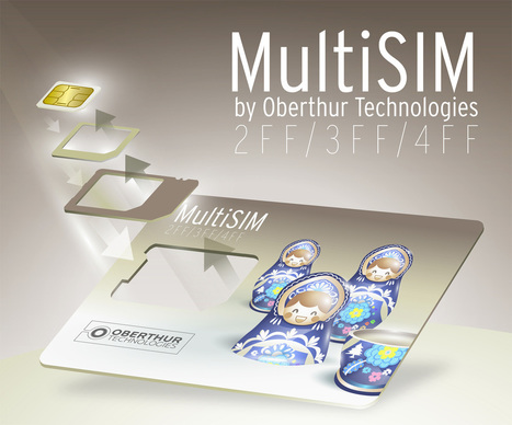 The First SIM Card Combining Classic, Micro-SIM and Nano-SIM Plug-ins | Mobile & Technology | Scoop.it