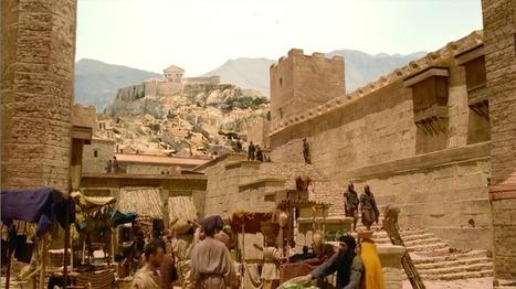 Atlantis (2013) : libre adaptation de la mythologie   Salvete discipuli   Scoop.it