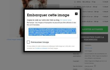 Getty Images permet l'utilisation gratuite de 35 millions d'images | Web | Scoop.it