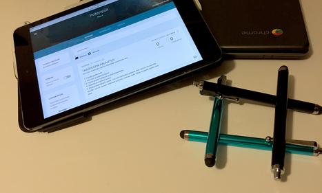 Kaikki seiskat aloittivat yksilöllisen etenemisen Kivimaalla - #HackEd | Tablet opetuksessa | Scoop.it