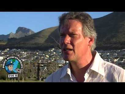South Africa police at crossroads, says Sean Tait | The Alex Jones Channel | Scoop.it
