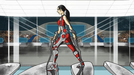 Coming In 2016: The Bionic Olympics | 5 Important Technologies | Scoop.it
