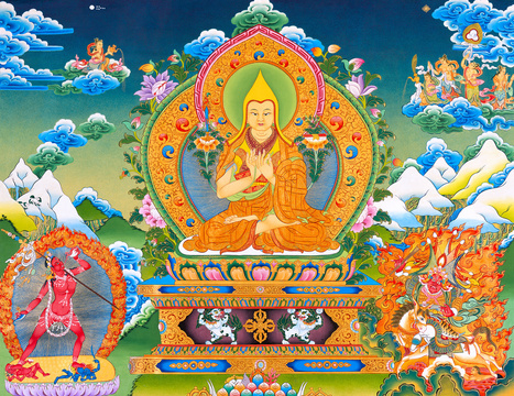 The Tibetan Buddhism Reader | promienie | Scoop.it