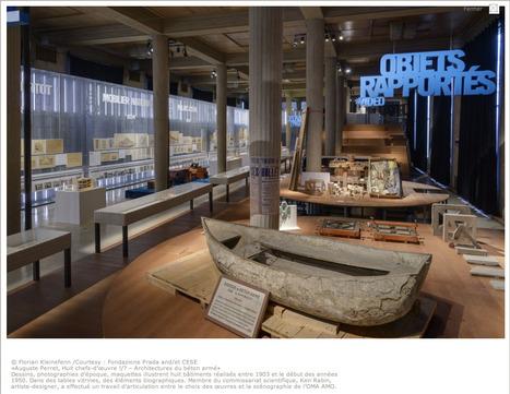 Les HUIT chefs-d'œuvre d'Auguste Perret - Culture - LeMoniteur.fr | The Architecture of the City | Scoop.it