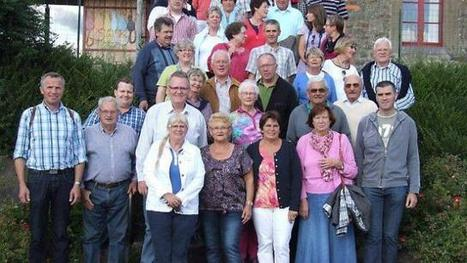 Visite des Allemands pour 22 ans de jumelage   Hédé-Bazouges   Scoop.it