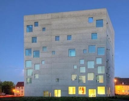 L'ARCHITECTURE SOUS LA LUMIÈRE - France Culture Plus - France Culture | The Architecture of the City | Scoop.it