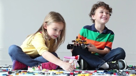 "With ""Netflix for LEGOs,"" the sharing economy just went preschool - Grist 